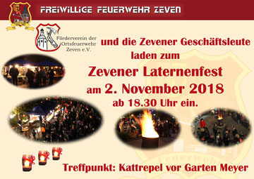 Flyer Laternenfest 2018w