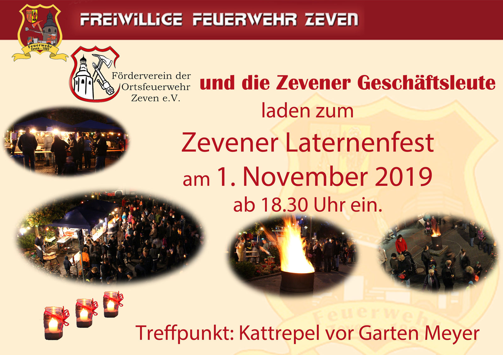 Flyer Laternenfest